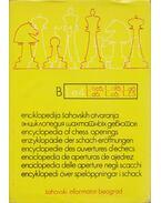 Encyclopedia of Chess Openings  B II.