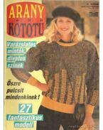 Arany kötőtű 1990. 5. szám - Endrei Judit