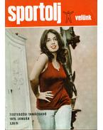 Sportolj velünk 1975. január - Endrődi Lajos
