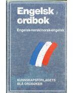 Engelsk ordbok - Kirkeby, Willy A.