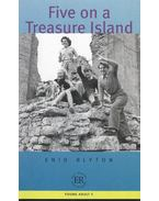 Five on a Treasure Island - Young Adult B - Enid Blyton