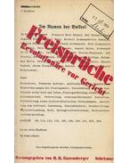 Freisprüche - Enzensberger, Hans Magnus
