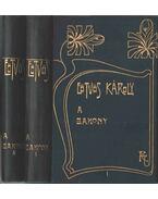 A Bakony I-II. kötet - Eötvös Károly