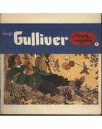 Gulliver a törpék országában 1. - Erdei D. András, Jonathan Swift