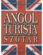 Angol turista szótár - Erdélyi Margit