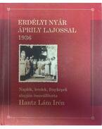 Erdélyi nyár Áprily Lajossal 1936 - Hantz Lám Irén