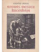 András mester krónikája - Erdődy János