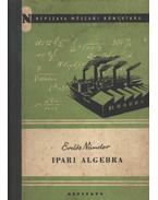 Ipari algebra - Erdős Nándor