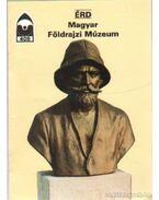 Érd - Magyar Földrajzi Múzeum - Éri István