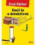 Emilés a detektívek - Erich Kästner