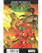 Fall of the Hulks: The Savage She-Hulks No. 1 - Espin, Salvador, Jeff Parker