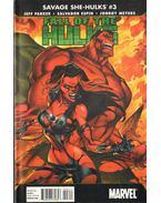 Fall of the Hulks: The Savage She-Hulks No. 3 - Espin, Salvador, Meyers, Jonboy, Jeff Parker