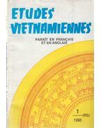 Etudes vietnamiennes 1990/1