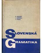 Slovenská gramatika - Eugen Pauliny, Jozef Ruzicka, Jozef Stolc