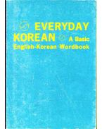 Everyday Korean - Thorlin, Eldora S., Henthorn, Taesoon