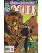 Excalibur vol. 1. No. 93 - Ellis, Warren, Jones, Casey