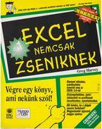 Excel nemcsak zseniknek - Harvey, Greg