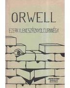 Ezerkilencszáznyolcvannégy - George Orwell
