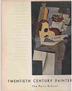 Twentieth Century Painters - F. Dvorák
