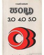 Word 3.0 4.0 5.0 - F. Ható Katalin