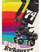 Fiúk évkönyve 1974 - F. Kemény Márta