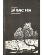 Válogatás Gy. Szabó Béla fametszeteiből - Fábián Gyula