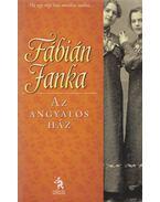Az angyalos ház (dedikált) - Fábián Janka