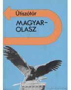 Magyar-olasz olasz-magyar útiszótár - Fábián Zsuzsanna, Vásárhelyi Júlia