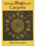 Oriental Rugs and Carpets - Fabio Formenton