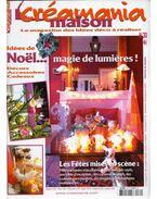 Créamania Maison décembre 2002/janvier 2003 - Fabrice Kaid