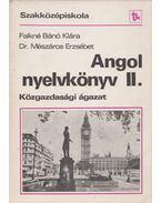 Angol nyelvkönyv II. - Falkné Bánó Klára, Dr. Mészáros Erzsébet