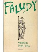 Versek 1926-1956 - Faludy György