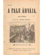 A falu árvája 74. sz. - Falusi János
