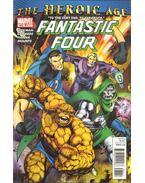 Fantastic Four No. 582 - Hickman, Jonathan, Edwards, Neil