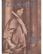 Ez a divat 1963. 16. évfolyam 1. szám - Faragó Ilona