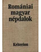 Romániai magyar népdalok - Faragó József, Jagamas János