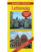 Lettország - A Baltikum középső része - Farkas Barbara; Kiss Péter