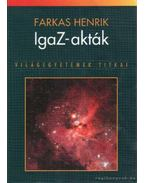 IgaZ-akták - Farkas Henrik