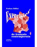 Exercisier de francais contemporain - Farkas Ildikó