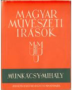 Munkácsy Mihály - Farkas Zoltán