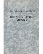 Dr. Farkasinszky Teréz