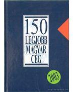 150 legjobb magyar cég 2003 - Fáy László