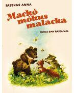 Mackó, mókus, malacka - Fazekas Anna