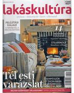 Lakáskultúra 2017/1. január - Fazekas Kira (főszerk.)
