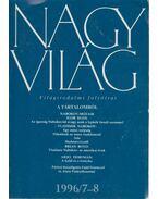 Nagyvilág 1996/7-8 - Fázsy Anikó (főszerk.)