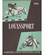 Lovassport 1968/12 - Fehér Dezső