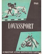 Lovassport 1968/6 - Fehér Dezső