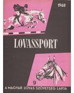 Lovassport 1968/9 - Fehér Dezső