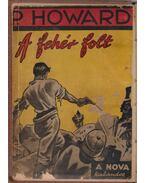 A fehér folt - P. Howard