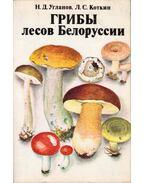 Fehéroroszország erdei gombái (orosz) - Nyikolaj Uglanov, Leonyid Kotkin